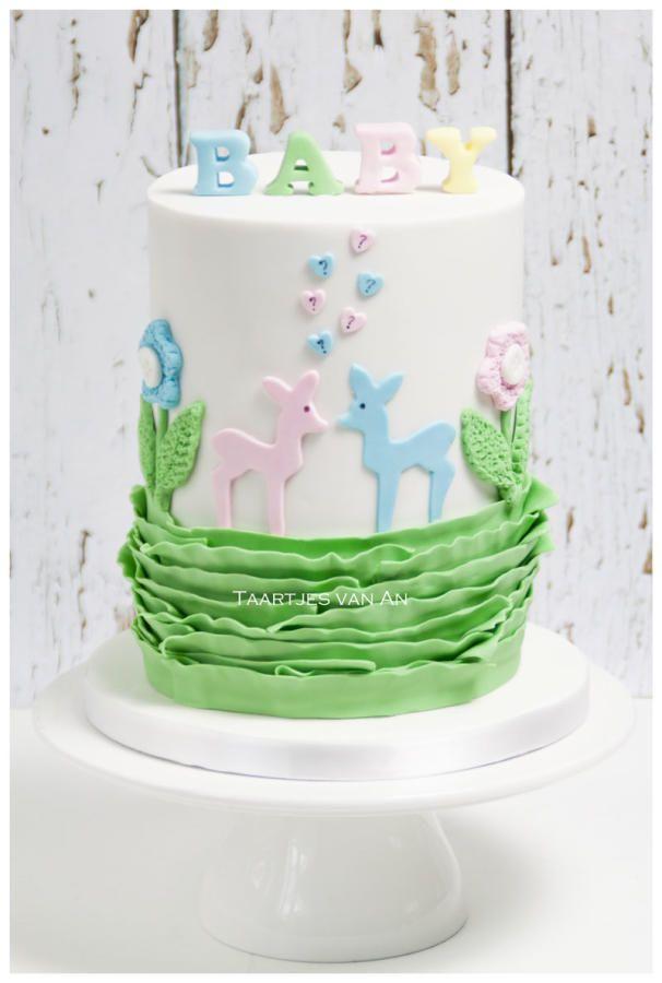 Babyshower Boy or Girl???? - Cake by Taartjes van An ...