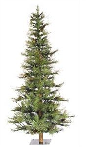 Vickerman Ashland 6' Fir Artificial Xmas Tree