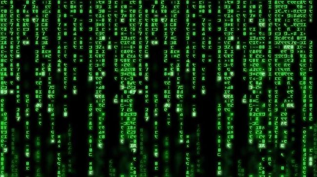 Terungkap Rahasia Kode Digital Di Film The Matrix Ternyata Resep Sushi Computer Programmer Matrix Programmer