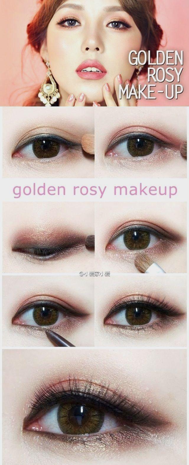 Tutorial   – Korean Makeup