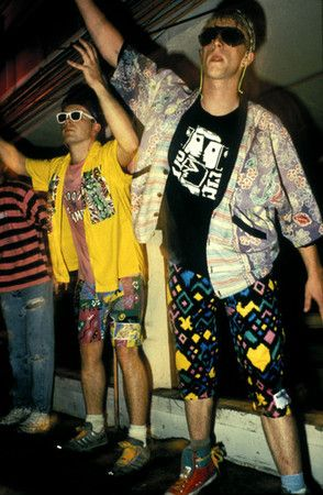 Ravers in 1989