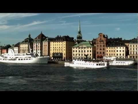Stockholm Sweden tourism video - Tukholma matkailu  - Stockholm travel experience film.Загружено 16.08.2011.