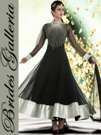 SF New Bollywood  Designer Suit Indian Ethnic Pakistani Party Wear Salwar Kameez #LookBollywood #Anarkali
