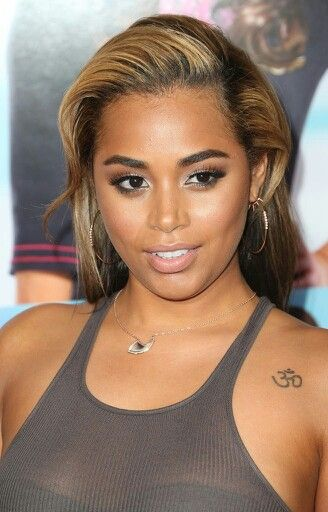 Lauren London's hair!