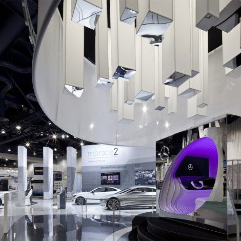 17 best images about exhibition booth on pinterest for International mercedes benz milwaukee