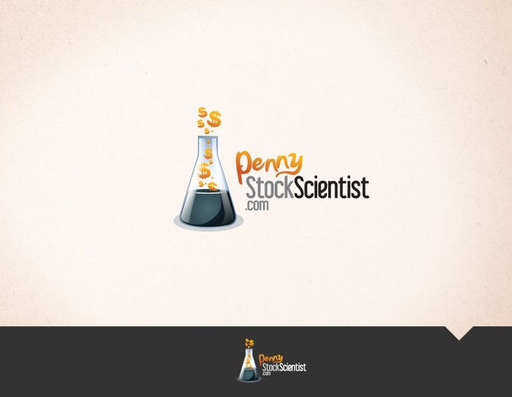 Logo For Penny Stock Website by andaiy
