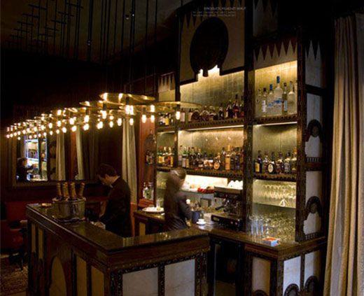 Lighting Concept For Al Dente Restaurant