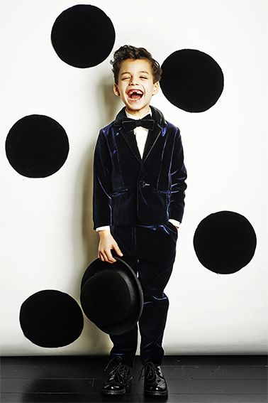 My Little Dress Up ✭ AW14 ELLIOT jacket | GUY shirt | Frankie pants | BOW tie