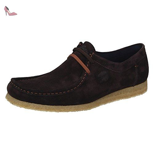 Nick, Chaussures basses homme - Marron (Marron), 41 EU (7.5)Sioux