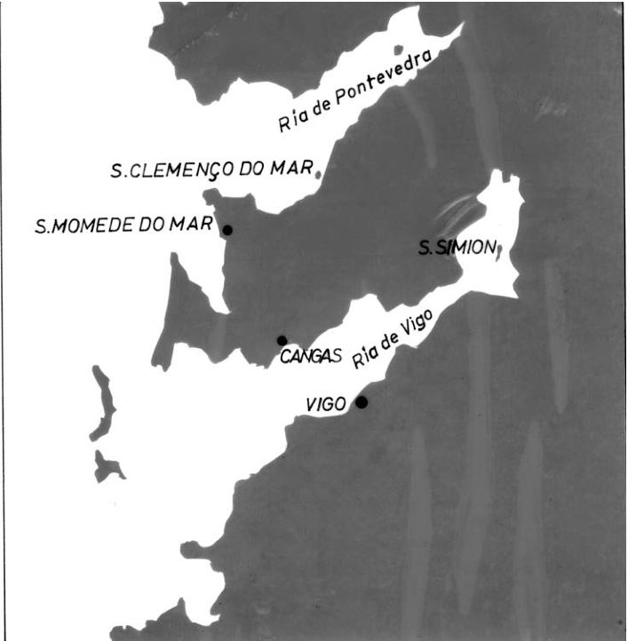 """CANTIGAS DE AMIGO. Mendiño, Martin Codax, Johan de Cangas and Nuno Treez. The four authors bequeathed """"Cantigas de Amigo,"""" but also """"songs about boyfriend"""" classified into two types generic considered more genuine, more from """"Galicia"""" (at least in its origin, as they could eventually become a kind of fashion that spread throughout the Iberian Peninsula at s. XIII, in the Kingdom of Portugal and Castilla and stepped beyond the Pyrenees: CANTIGAS DAS MARIÑAS and CANTIGAS DE ROMARÍA."""