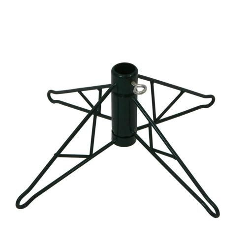 Green Metal Christmas Tree Stand For 10' - 11.5' Artificial Trees