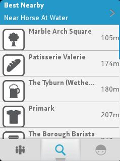 Foursquare launches Nokia Asha 501 app, works without GPS.