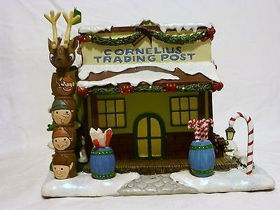 13 best Hawthorne village Rudolph's Christmas town collection ...