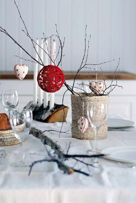 クリスマス北欧インテリア