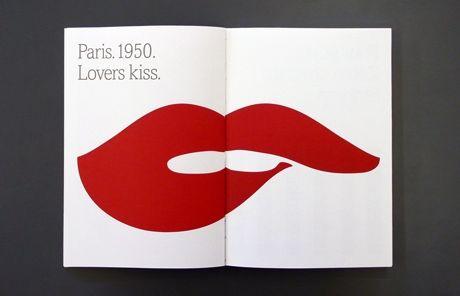 Love Kisses, Book, Red Lips, Glo London, Graphics, Art Inspiration Culture, Cool Design, Art Illustration, Lovers Kisses