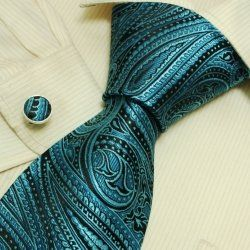 Are you looking for an eye-catching teal tie for yourself or a man in your life? Youve come to the right place! Ive put together this page to...