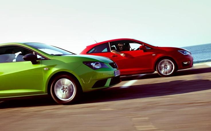 #Seat Ibiza    Ubica tu concesionario más cercano: http://colwagen.co/ #Colombia #Autos