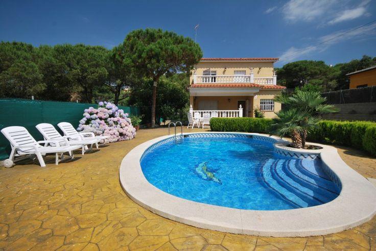 Villa Sandy, Lloret de Mar, Costa Brava