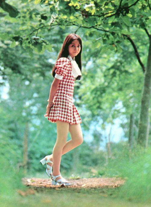 taishou-kun:Asaoka Megumi 麻丘 めぐみ, Japanese singer & actress - 1970s
