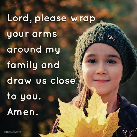 Thank God for #family!