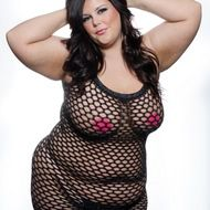 REAL, curvy girl lingerie