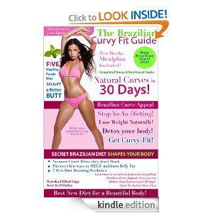 Brazilian Curvy Fit Guide by Alexa Cruz. $3.49