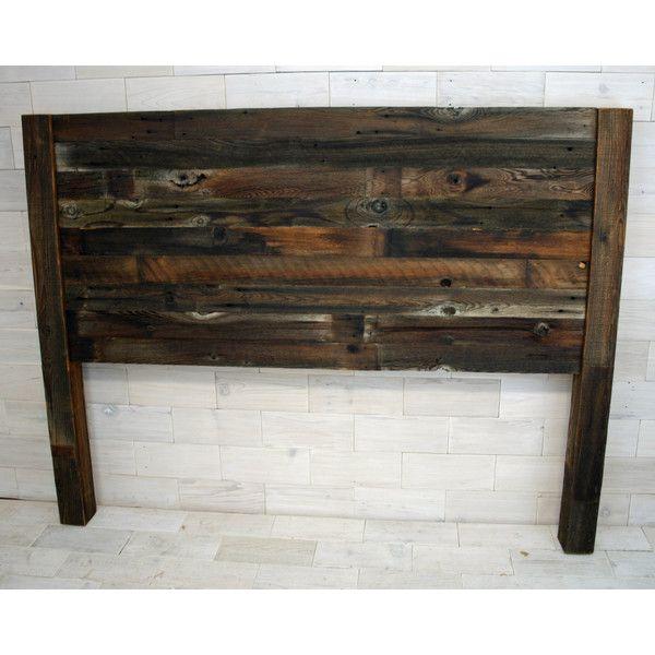 1000 Ideas About Barn Wood Headboard On Pinterest Wood Headboard 4 Panel Doors And Headboards