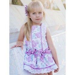 Vestido rosa Dolce Petit de 4 a 8 años: 37,90€