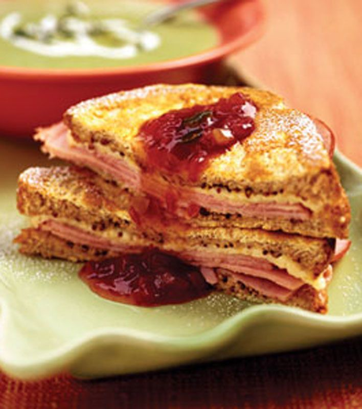 Monte Cristo Sandwiches | And this is why I'm fat | Pinterest