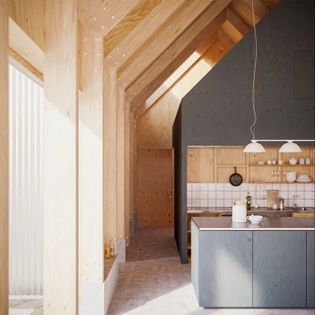 'House For Mother' from Förstberg Arkitektur to the Linköpingsbo 2017 housing exhibition