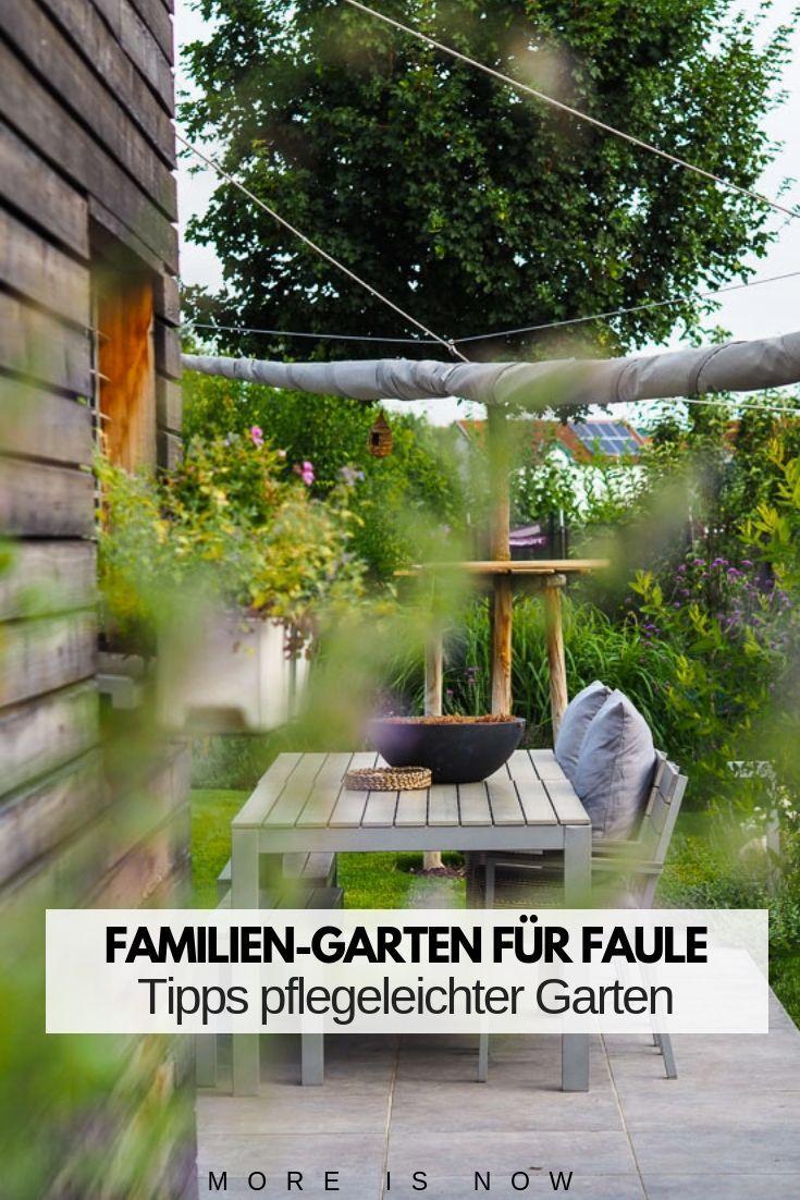 """Unser Familiengarten für """"Faule"""" – Teil 1"""