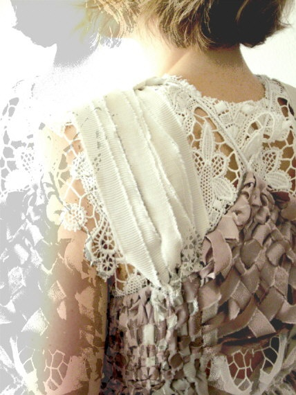 [mayaschaale] woven + knotted