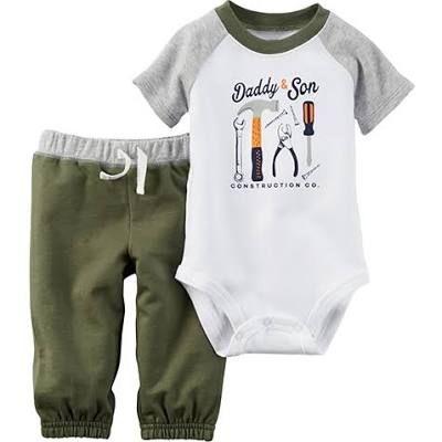 Baby Boy (3-24M) Carter's Daddy ...