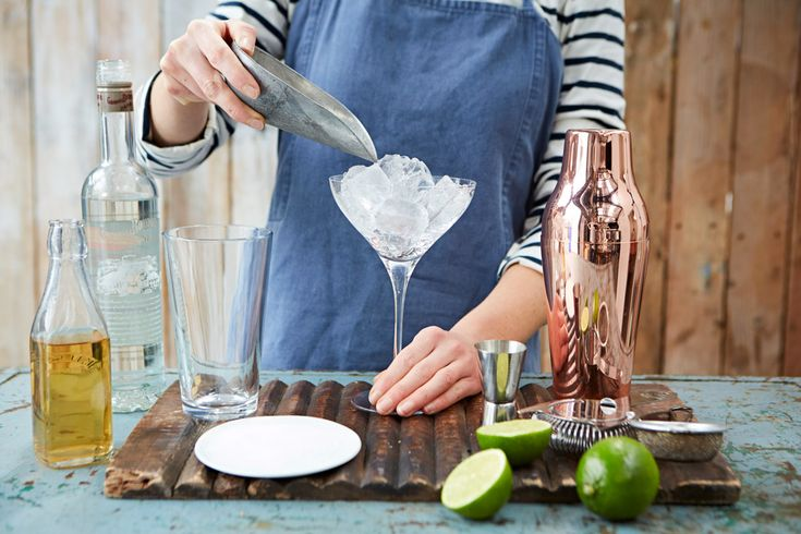 How to make the perfect margarita - Jamie Oliver   Features