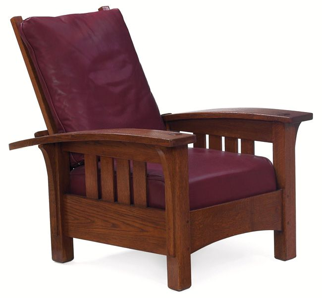 Morris Chair Plans : Adirondack Outdoor Furnishings · Morris ChairMission  Style ...