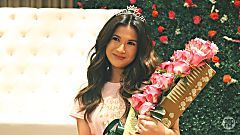 """Camille Prats is """"The Princess Bride"""" in her bridal shower"""