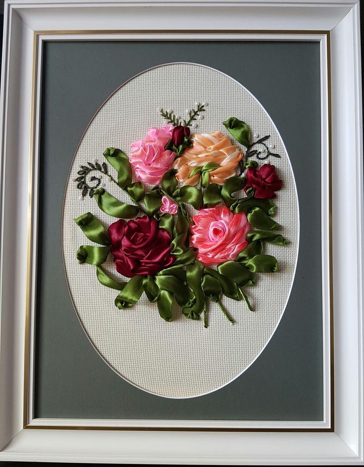 Silk Ribbon Embroidery 300 Euro