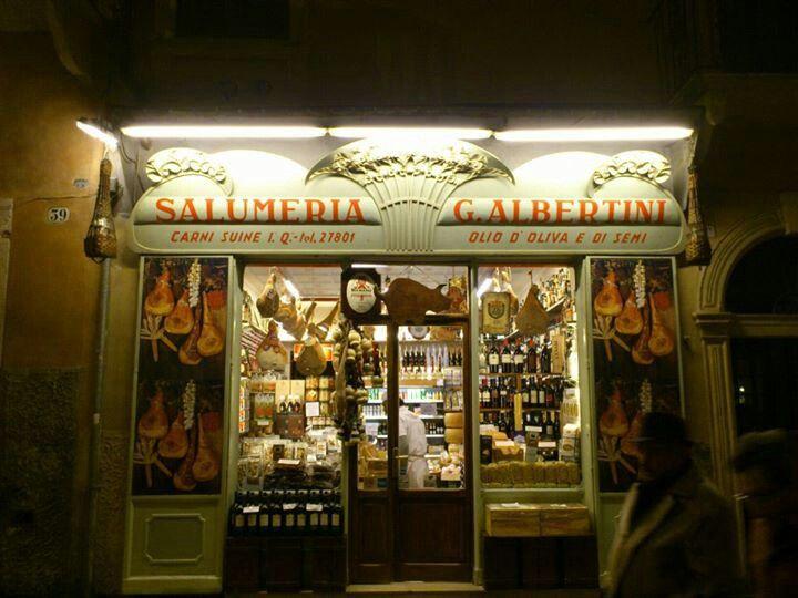 Salumeria Albertini corso Sant' Anastasia ♥