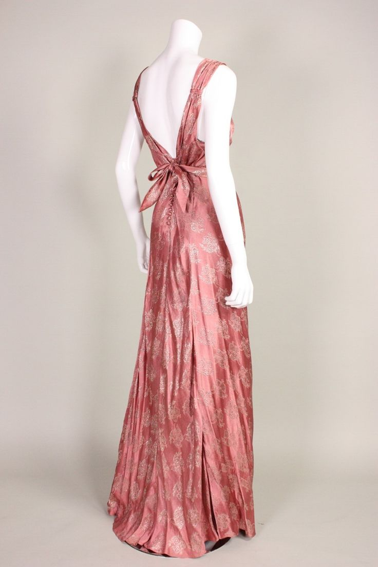 321 best Gowns 1930s images on Pinterest | Fashion vintage, Vintage ...