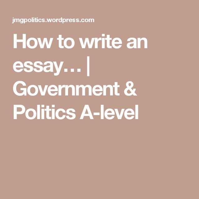 Editing an essay good governance in english