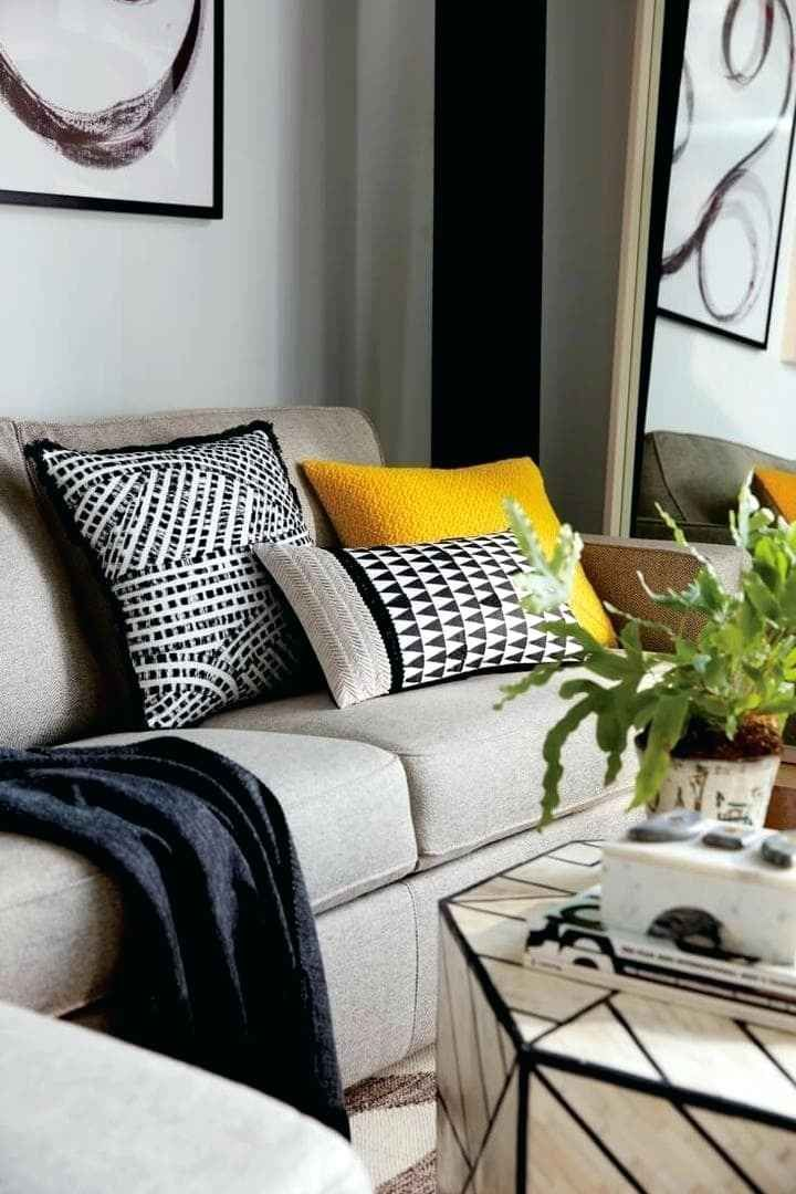 Architecture Grey Sofa And Cushions Review Inside Decor 3 Without