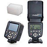 Yongnuo YN560-TX LCD Wireless Controller + YN-560 IV Flash Speedlite Light + Soft Diffuser For Nikon D750 D610 D810 D800 D5300 D5200 D5100 D90 D80 D3300 D3200 D3100 D7100
