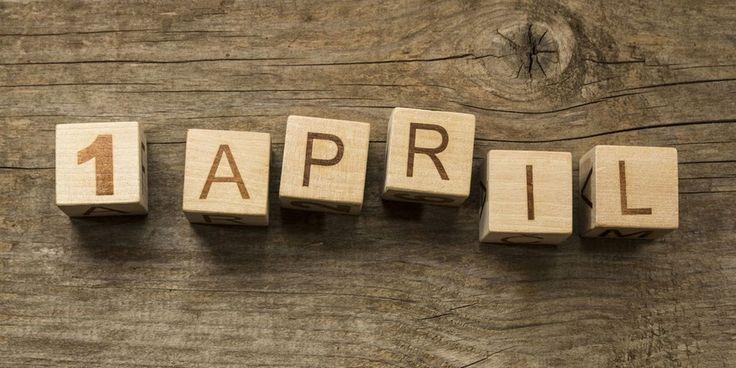 I dag är det första april och flera storbolag vill lura dig. Artikeln kommer fyllas på under dagen.
