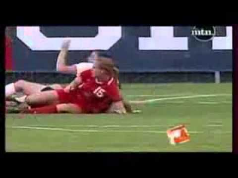 Funny Football Moments - Women