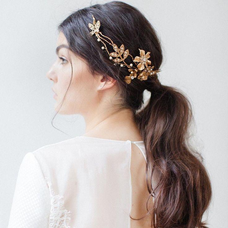 wow!!!!! Ladies head on over to check these beautiful designs -regram @janniebaltzer CARLA headpiece ✨ photo @sandraaberg dress @mariafekih crystals @preciosainspirations #bohobride #wedding #headpiece #hårsmykke #brud #bryllup #instawedding #instabride #coolbride #weddingdress #weddinginspiration #bohemian #bridetobe #casamento #bridetobe2017 #novia #bridalheadpiece #flowercrown #flowerhalo #braut #modebraut #boho #uniquebride #braut #bride #modernbride #bridaldress #instabraute…