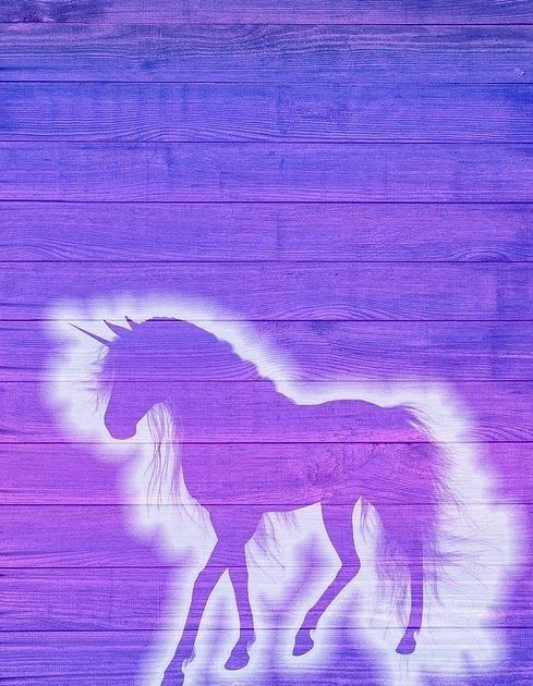 Background Warna Ungu Muda : background, warna, Gambar, Wallpaper, Warna, Ungu., Berjudul, Sem…, Unicorn,, Ungu,