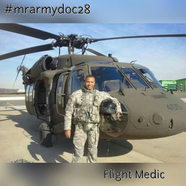 flight medic army