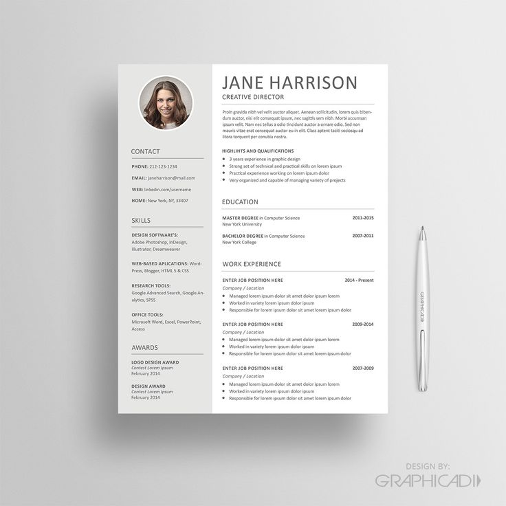 professional resume template 26 - cover letter