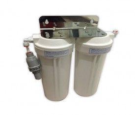 Doulton Ultracarb Twin Undersink City Water Filter with Alkaline