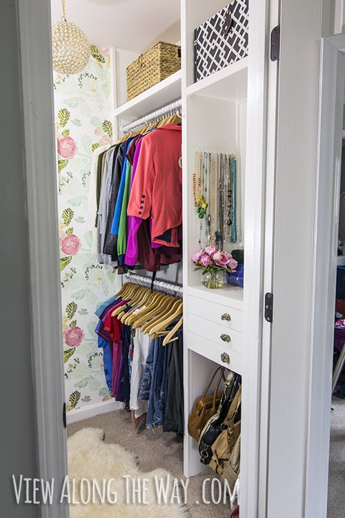 15Reader Space: A View of a Beautiful Closet